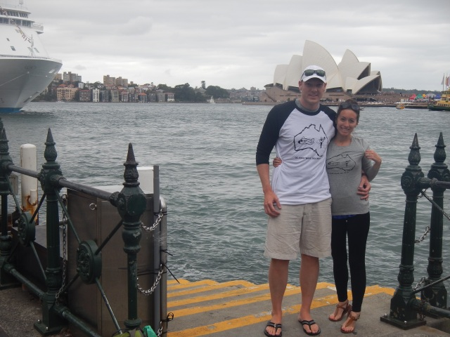 Sydney Opera House. Check out our Honeymoon Shirts!