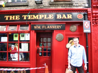 Steven in Dublin 2005