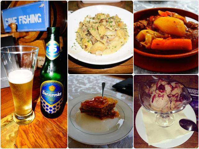 Bosnia Foodie