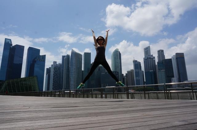 Singapore Jump