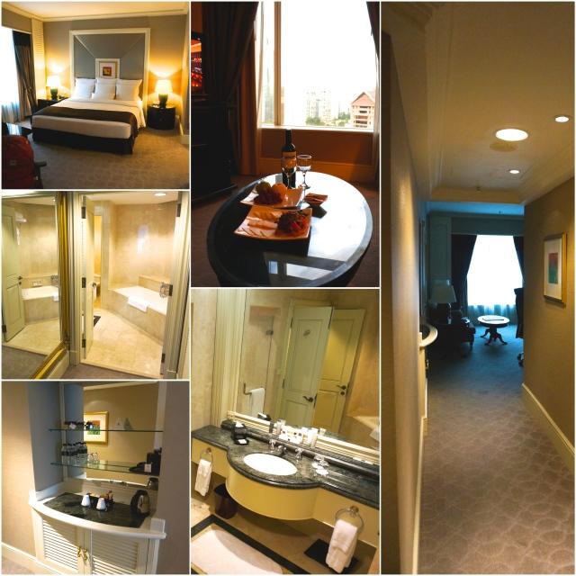 KL Marriott Room